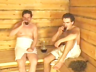 russian sauna beauties