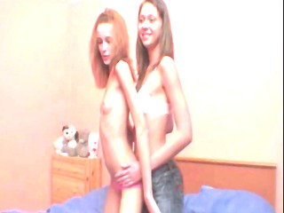 dancing and hole licking for a webcam
