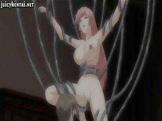 anime gets permeated by tentacles